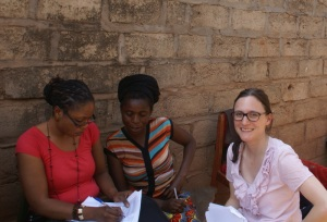 Client Interview with Village Banking Clients